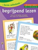 Eerste oefenboek begrijpend lezen AVI:1 AVI nieuw:M3