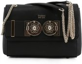 Guess Carina Dames Crossbodytas - Zwart