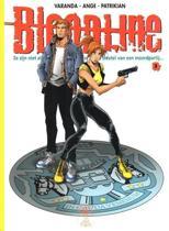 Bloodline deel 3 (spannend stripboek)