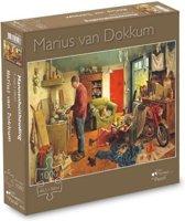 Puzzel Mannenhuishouding - Marius van Dokkum (1.000 stukjes)