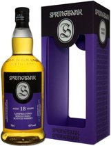Springbank 18 Years Old - 70 cl