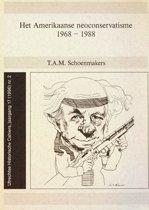 HET AMERIKAANSE NEOCONSERVATISME 1968-19