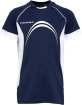 Kooga Rugby T shirt Elite Panel Blauw - XXL