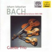 Bach, Js.: Goldberg-Variationen