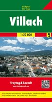FB Villach Stadskaart 1:20 000