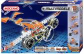 Meccano 15 Modellen Set - Bouwpakket