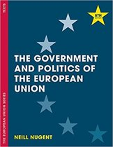 Boek cover The Government and Politics of the European Union van Neill Nugent