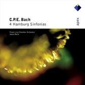 Bach/4 Hamburg Symp