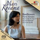 Piano Sonatas Op.26, 27/1, 28, 78 & 90
