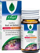 A.Vogel Passiflora Rustgevend Emotionele Balans Tabletten