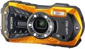 Ricoh WG-50 Compactcamera 16MP 1/2.3'' CCD 4608 x 3456Pixels Zwart, Oranje
