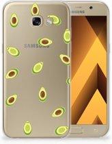 Samsung Galaxy A5 2017 Uniek TPU Hoesje Avocado