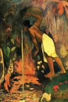 Mysterious Water by Paul Gauguin - 1893