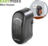 Easymaxx 300W - Fast Mini Heater - Handige Mini Ventilatorkachel om kleine ruimtes te verwarmen