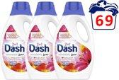 Dash Vloeibaar - 69 (3 x 23) wasbeurten - kersenbloesem 2in1