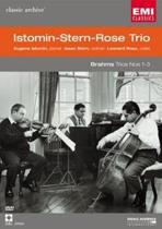 Istomin-Stern-Rose Trio - Classic Archive: Brahms: Piano Trios Nos. 1-3 (dvd)