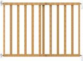 Noma Wall Fix Wood - Traphekje (64 – 100 cm) - Blank