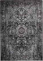 Feliz Chi - Vloerkleed -  160x230 - Zwart