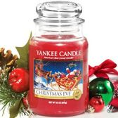 Yankee Candle Large Jar Christmas Eve