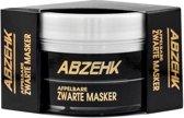 3x Abzehk – Peel Off Masker Zwart - Voordeel Verpakking