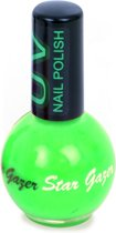 Stargazer UV neon nailpolish green