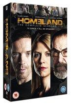 Homeland Season 1-3