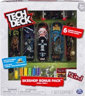 Tech Deck Skate Shop Bonus Pack Assorti