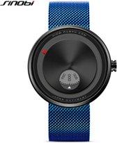 SINOBI Horloge - Blauw