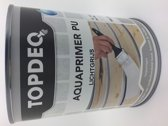 Topdeq Aquaprimer PU / Grondverf WA - Lichtgrijs 1 Liter
