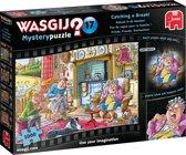 Wasgij Mystery 17 Kabaal in de Keuken Puzzel 1000 Stukjes