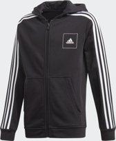 ADIDAS Vest Junior - Zwart - Maat 140