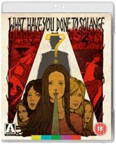 What Have You Done To Solange? (import) (dvd)