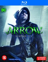 Arrow - Seizoen 1 t/m 5 (Blu-ray)