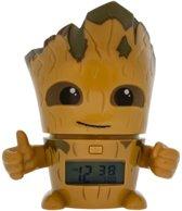 Bulbbotz Wekker Guardians Of The Galaxy Groot 14 Cm Bruin