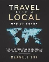 Travel Like a Local - Map of Ronda