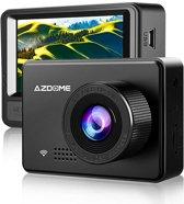 AZDome Dashcam voor auto M08 Wifi Sony sensor - Parkeerstand