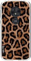 Casetastic Softcover Motorola Moto G7 Play - Leopard