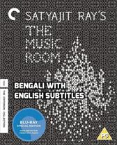 Jalsaghar (aka The Music Room) (1958) [Blu-ray] (import) (dvd)