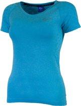 Rogelli Trainingsshirt - Maat M --CONVERTVrouwenVrouwen - blauw