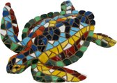 Barcino design barcelona mozaiek zeeschildpad