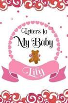 Letters to My Baby Lily