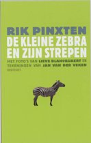 De Kleine Zebra En Zijn Strepen