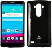 LG G4- hoes, cover, case - PC -Zwart
