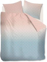 Beddinghouse Carrera - Dekbedovertrek - Eenpersoons - 140x200/220 cm - Pastel