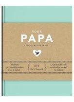 Boek cover Voor papa van Elma van Vliet (Hardcover)