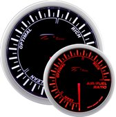 Depo Racing WA-Series Instrument - Air/Fuel Ratio - 52mm