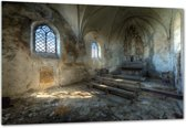 Chapel de la Meuse II - Plexiglas 90x60 cm - Ivo Sneeuw - PixaPrint - GA00288-2