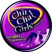 Chit Chat Girls Night Out Spel voor Vrouwen – 11x10cm | Filosofisch Spel voor U en uw Vriendinnen om Elkaar beter te Leren Kennen | Gesprek op Gang Brengen