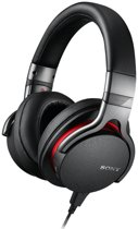Sony MDR-1ADAC - Hi-Res audio over-ear koptelefoon - Zwart