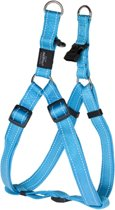 Rogz For Dogs Lumberjack Step-In Hondentuig - 25 mm x 67-103 cm - Turquoise